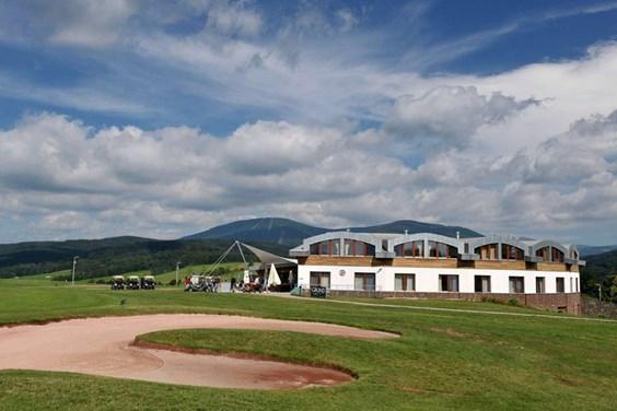 golf sky