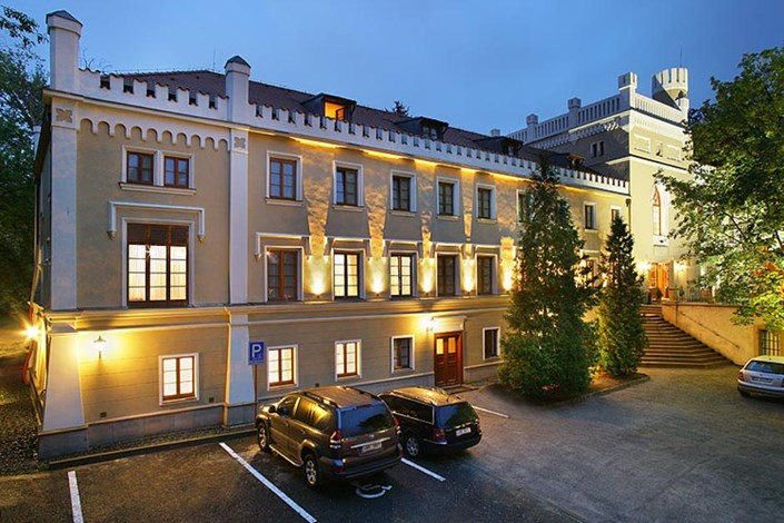 Chateau St. Havel Wellness hotel
