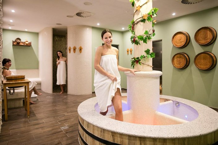 Amande Wine Wellness Hotel